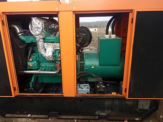 Сервисное обслуживание дизельного генератора АД80 С-Т400-2РП  80 кВт 6