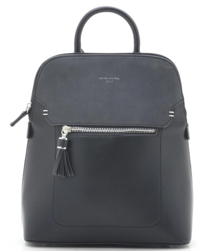 5f8714239c82 Женский рюкзак David Jones 5915-2T black. Сумки и рюкзаки David Jones (Дэвид  Джонс) купить