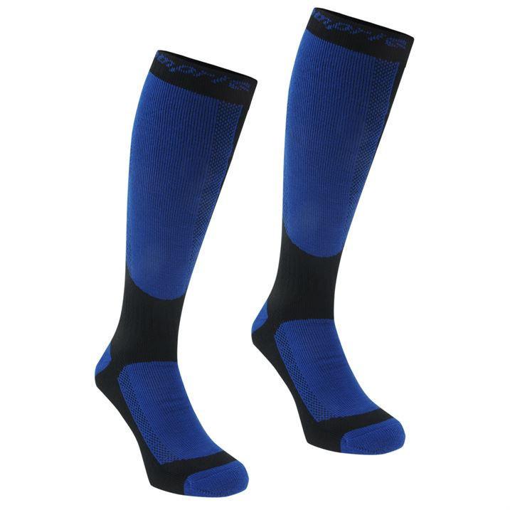 Лыжные термо-носки мужские Campri размер 12+ (47+)