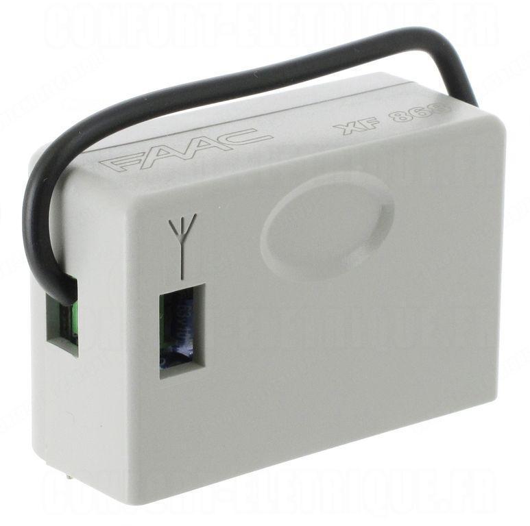 Приемник XF 868 МГц (встраивается)