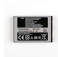 Акумулятор AB463446BU для Samsung  B320, B520, C120, C130, C160, C240, C250, C260, C270, C3010, C450 800 мАг