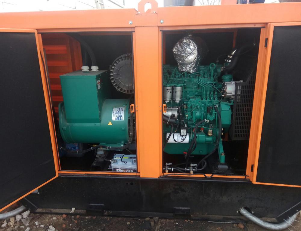 Сервисное обслуживание дизельного генератора АД80 С-Т400-2РП  80 кВт