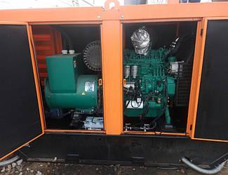 Сервисное обслуживание дизельного генератора АД80 С-Т400-2РП  80 кВт 7