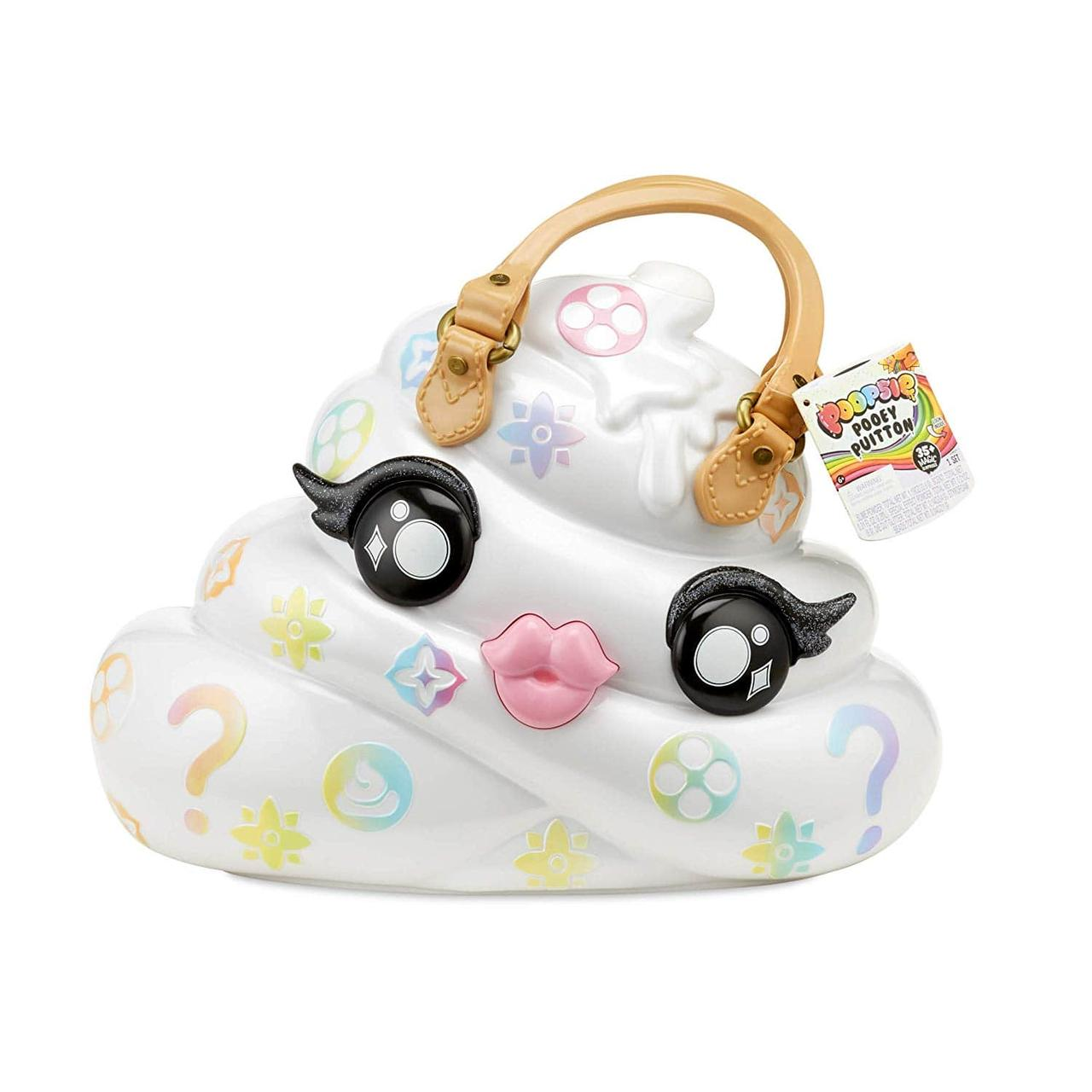 Сумка Poopsie Slime Surprise Pooey Puitton сумка с лизунами игрушка сюрприз для девочек