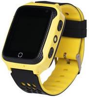 Детские часы SMART BABY A15S Yellow