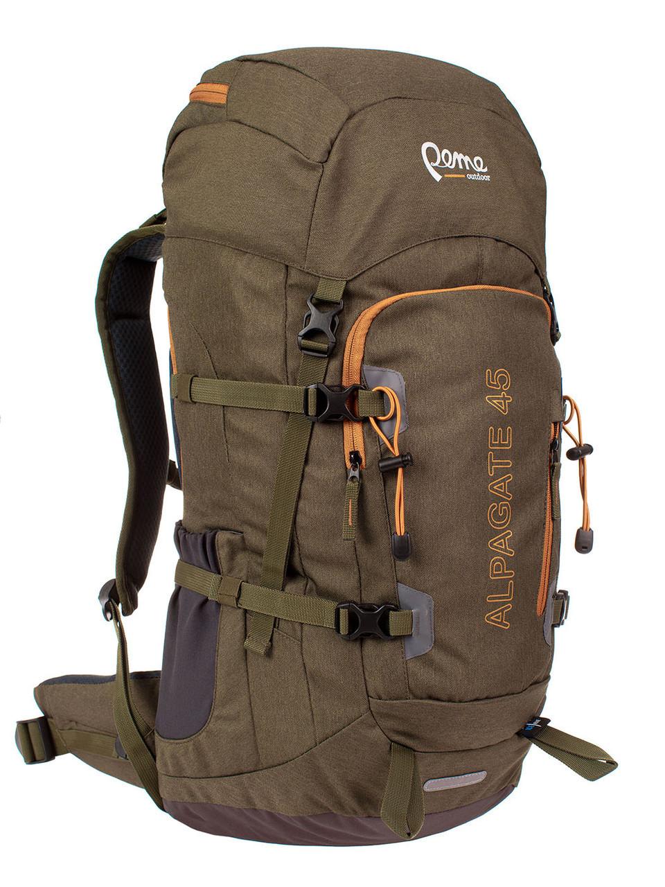 Рюкзак Peme Alpagate 45 Brown