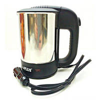 Автомобильный чайник от прикуривателя авточайник 12V A-Plus EK-1649