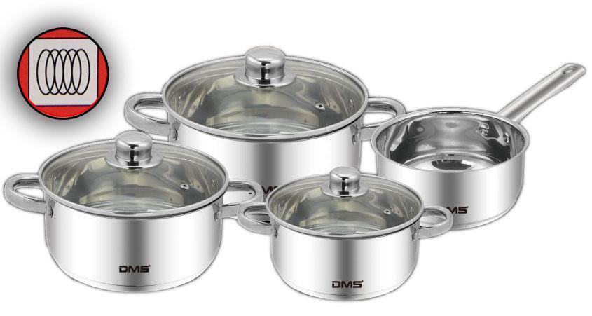 DMS TSE1007 Индукционная посуда из нержавеющей стали