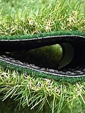 Искусственная трава для детского футбольного клуба 30 мм., фото 3
