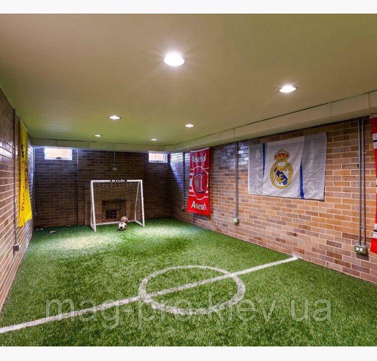 Искусственная трава для детского футбольного клуба 30 мм.
