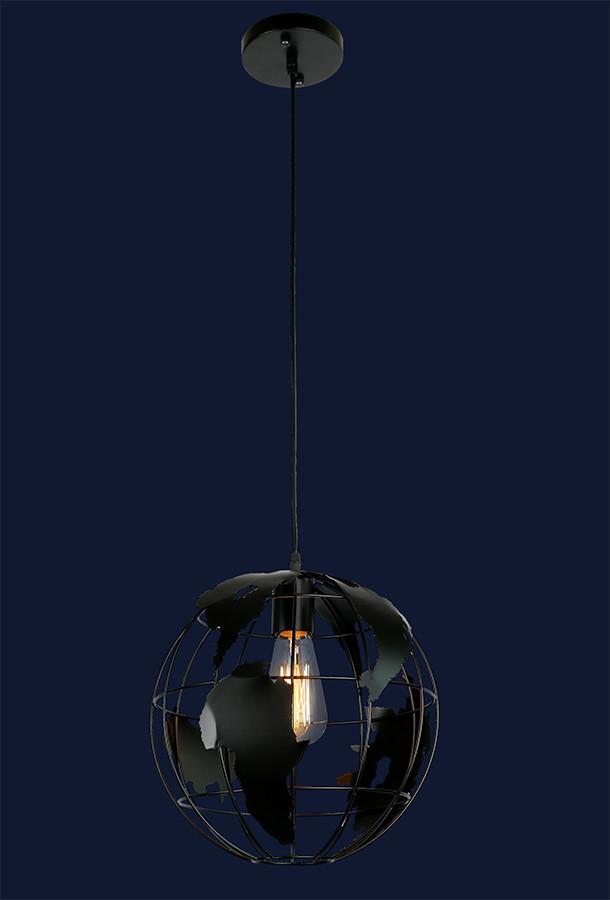 Люстра подвесная Levistella 756PR3001-1 BK