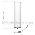 Бойлер Atlantic O`Pro Slim 75 л, фото 3