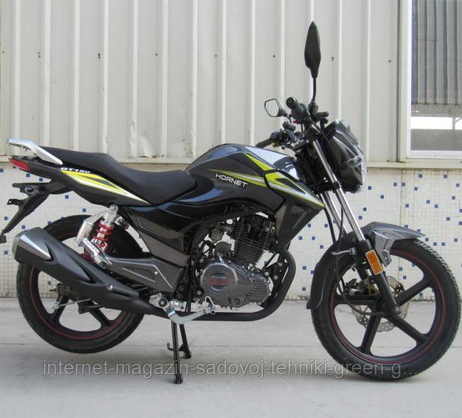 Мотоцикл Hornet GT-150 150 см3 (мокрый асфальт) оригинал