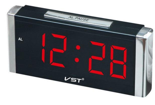 Настольные часы говорящие  VST-731T