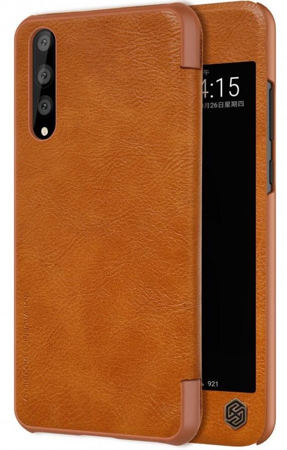 Чехол-книжка Huawei P20 Pro Brown Qin Nillkin
