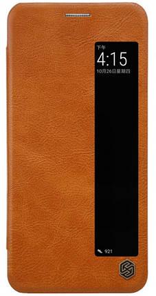 Чехол-книжка Huawei P20 Pro Brown Qin Nillkin, фото 2