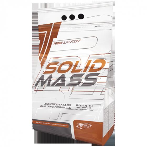 Гейнер Trec Nutrition Solid Mass 5800g