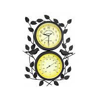 Односторонние садовые часы Adam Garden 308-20F с термометром