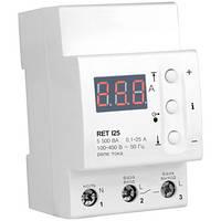 Реле контроля тока RET I25 с термозащитой