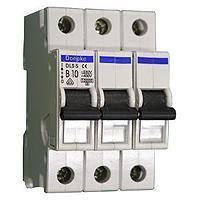Автоматический выключатель Doepke DLS5 C40-3 (3п, 40A, Тип C, 6kA), dp55913307
