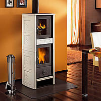 Печь- MORENA на дровах 6,2 кВт Superior Италия, фото 1