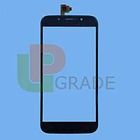 Тачскрин для Bravis A553 Discovery Dual Sim/S-TELL M555/UMI Rome X, черный