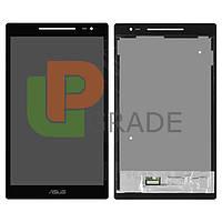 Дисплей  Asus ZenPad 8.0 Z380C/Z380KL + тачскрин, черный