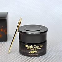 Крем от морщин для кожи вокруг глаз Holika Holika Black Caviar Anti-Wrinkle Eye Cream