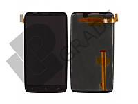 Дисплей для HTC S720e One X G23 + тачскрин, черный