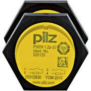 525120 магнітні захисні вимикачі PILZ PSEN 1.2p-20/8mm/ 1 switch , фото 2