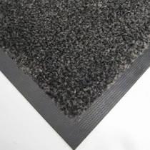 Нейлоновый грязезащитный коврик Бронкс . 60*90 серый