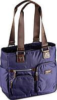 Женская прочная деловая сумка с отделением для нетбука Sumdex NON-701GS фиолетовый