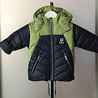 Весенние куртки для малышей в Украине. Сравнить цены 7b2c295579634