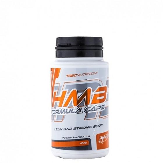 Аминокислоты Trec Nutrition HMB Formula Caps 70caps