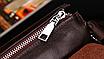 Мужская сумка барсетка Bandicoot Средняя Черный, фото 9