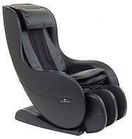 Массажное кресло Leo black Чёрный Top Technology