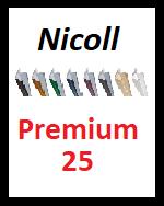25 Premium водосточная система от Nicoll