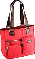 Женская качественная деловая сумка с отделением для нетбука Sumdex NON-701PP красный