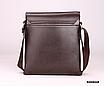 Мужская сумка барсетка Bandicoot Средняя Коричневый, фото 3