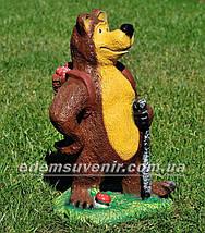 Садовая фигура Маша и Медведь, фото 2