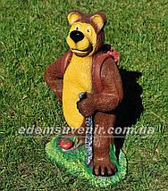 Садовая фигура Маша и Медведь, фото 3