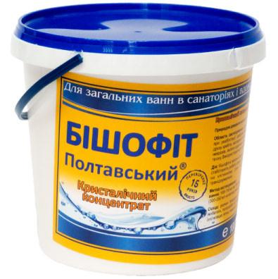 Бішофіт Полтавський. Кристалічний концентрат, 1000 мл