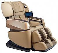 Массажное кресло Top Technology Biotronik Кофе с молоком, фото 1