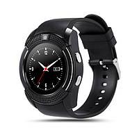 Умные смарт-часы Smart Watch V8 черные, серебро, розовые