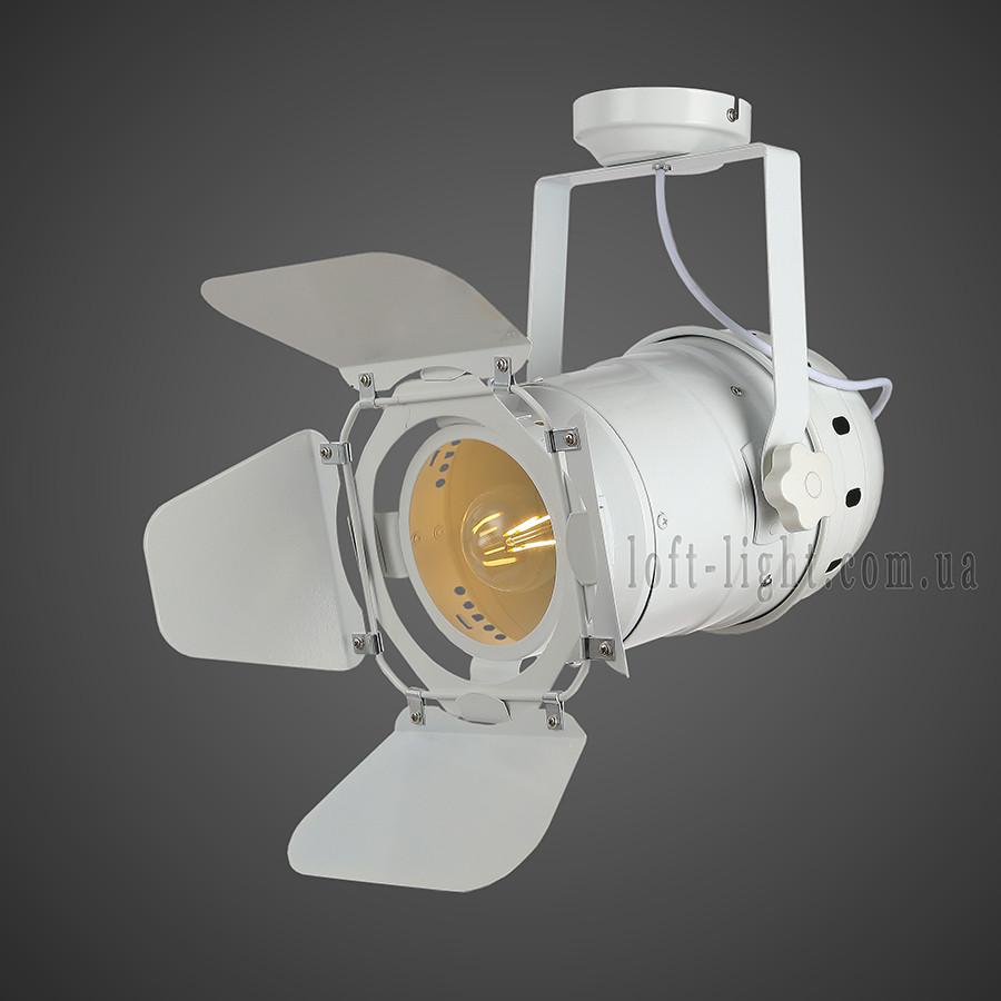 Прожектор потолочный  в стиле лофт ( модель  52-31 WH )