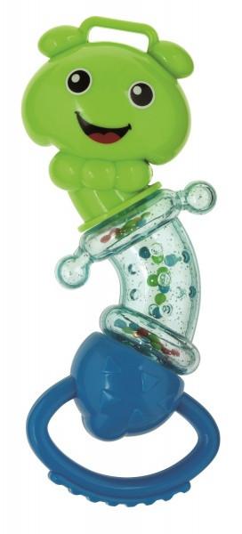 Погремушка Canpol Babies Гусениця, зеленый (81/004)