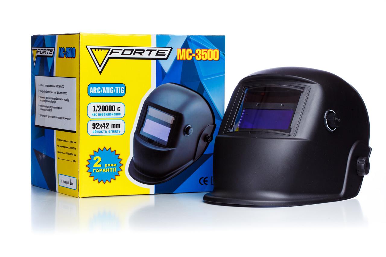 Маска хамелеон Forte MC-3500