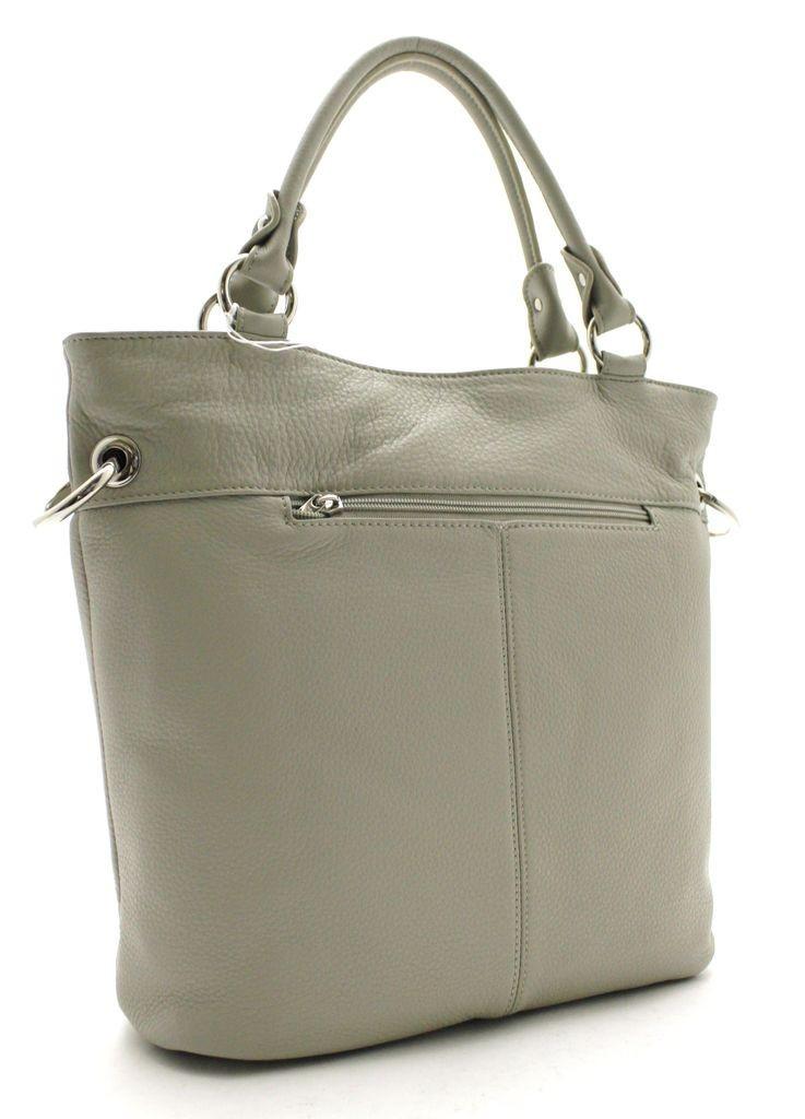 Жіноча сумка з натуральної шкіри
