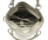 Жіноча сумка з натуральної шкіри, фото 5