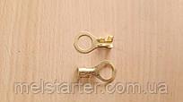 Клемма кольцо под болт М12 4-10кв. TKS1412 (№1)